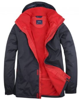 RE embroidered Luxury Outdoor Jacket